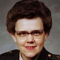 CSM Dorothy  McGill