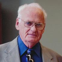 Rev. John Ashworth
