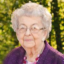 Bertha  G. Zylstra
