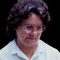 """Elizabeth """"Betty""""  Ellen Richmond Davis"""