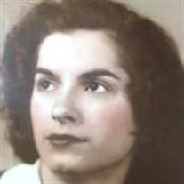 Gloria Morcaldi McGeever