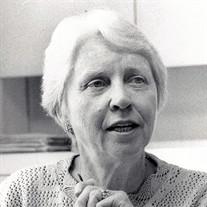 Sister Anne Brotherton, SFCC