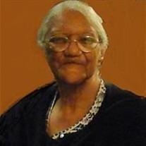 Mrs.  Ruby Elizabeth  Toomer