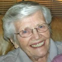 Mrs. Mina Jean Vance Hilewitz