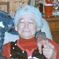 Edna Mae Cooper  Lavender