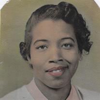 Mrs. Mildred Blanks-Owens