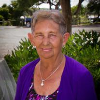 Hilda Faye Lamm Parrish