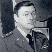 Joseph John Bastek, Col. (Ret.), US Army