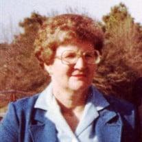 Peggy Ford Carroll