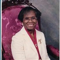Annie Ruby Burgess Edwards