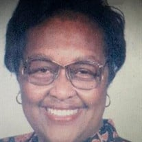 Mrs. Clorease Lee Slade