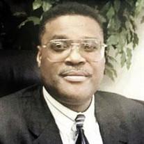 Apostle Otis Olander  Washington, Sr.