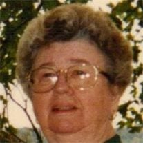 Mrs. Mamie Williams Ashworth