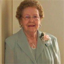 Mrs. Mary M. Wilson