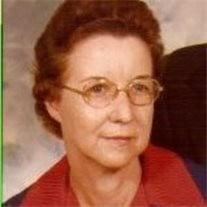 Mrs. Lillian B. Carter