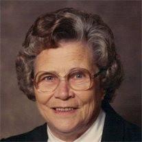 Mrs. Imogene Pierce Wilkins