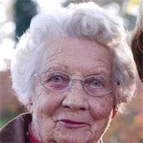 "Mrs. Virginia Lou ""Ginny"" Barron"