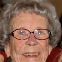 Mrs. Peggy Patrick Harrell