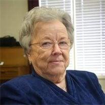 Mrs. Geneva Bramlett Martin