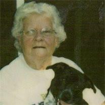 Mrs. Doris G. Thornton