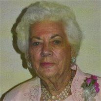 Mrs. Vivian Catherine Mathews
