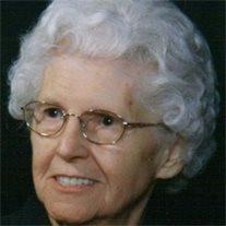 Mrs. Betty Presley Stafford