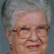 Mrs. Sara W. Edwards