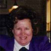Mrs. Lillian Sykes