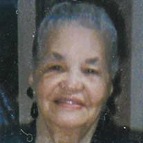 Mrs. Jessie Ella Garland