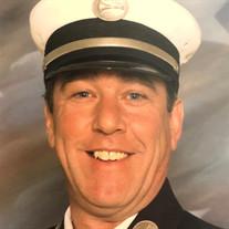 Ret. FRFD  Lieutenant Robert  B.  Fortin