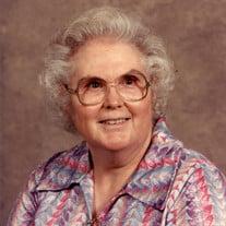 Mary Elizabeth Parker