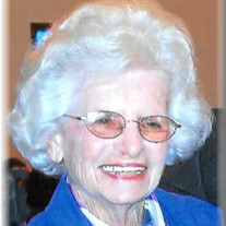 Mrs. Joan Hicks Smith