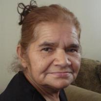 Mrs. Delfina Chavez