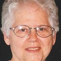 Mrs. Virginia Christine Teems