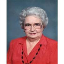 Frances Bernice Gilbert