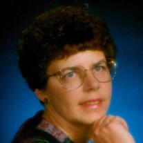 Linda Lee DeRusha (née Jelke)
