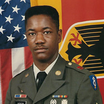 SSG (Ret) Charles Anthony Jackson