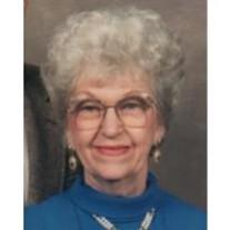 Edith Estalene Wooster