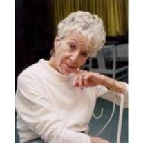 Martha Jo Sanders Perkinson