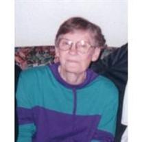 Mamie Pauline Martin