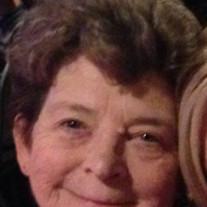 Peggy Jean (Bunch) Leachman