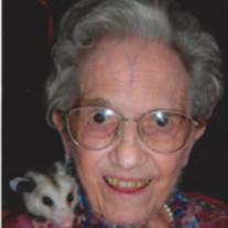 Ms.  Eleanor Rice McGinnis Hostetler