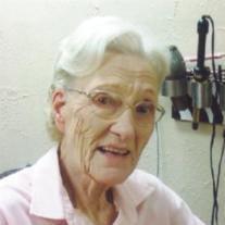 Mrs. Thelma Viola Anderson