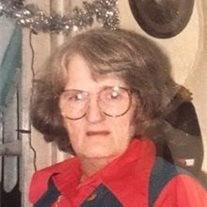 Hazel Marie (Salyers) Bruton