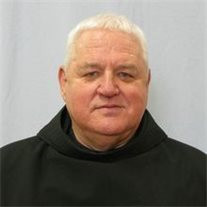 Deacon Francis P. McGann, O.F.M. Conv.