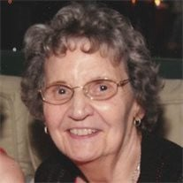 "Elizabeth ""Betty"" F. Becker Combs Rentz"