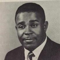 Rev. Dr. Stanley Petteway