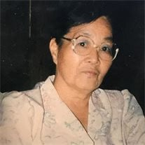 Mrs.  Mary Sakaye Ota