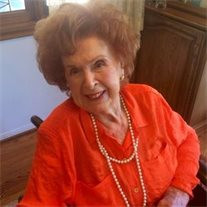 Mrs. Stefi Poluck Biafora
