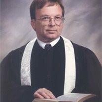 Rev. Edward Warren